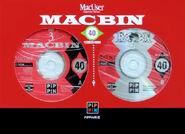 MacUser-JP Mac Bin CD-ROM 40 sleeve