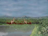 PA Dinosaur Museum backgroundscreen