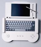 Pippin keyboard prototype earlier
