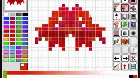 Pixel Art Software Tutorial piq Intro