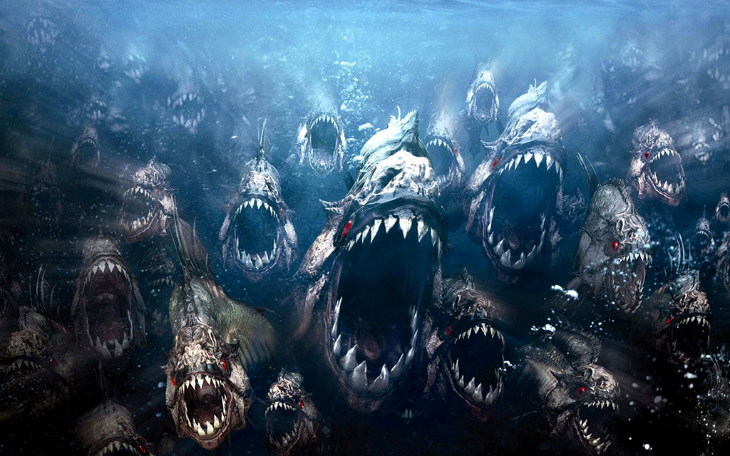Prehistoric Piranhas | Piranha 3D Wiki | FANDOM powered by Wikia