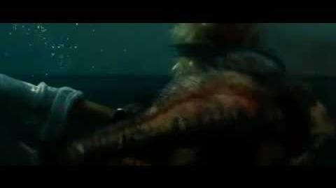Piranha 3D - Crystal's Death *HQ*
