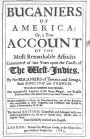 Bucaniers of america