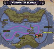 (Map) Westminster Skyway