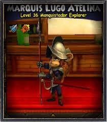 Monquistador | Pirate 101 Wiki | FANDOM powered by Wikia