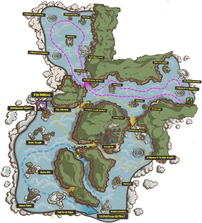 Skull Island (World) | Pirate 101 Wiki | FANDOM powered by Wikia