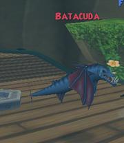 (Creature) Batacuda (Tradewinds Skyway)
