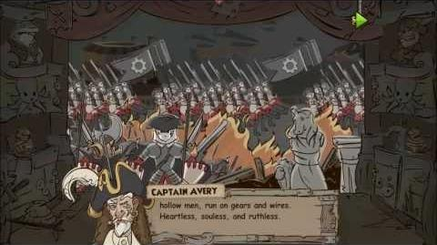Puppet Show The Armada (Updated)