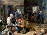 Village-barber-surgeon-granger