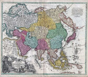 1173px-1730 C. Homann Map of Asia - Geographicus - Asiae-homann-1730