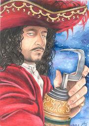 Captain James (Ravello) Hook