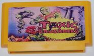 Toxic Crusaders Famicom 6