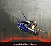 Imperial Attack Drone