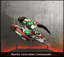 CustodianCommander