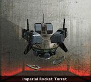Imperial Rocket Turret