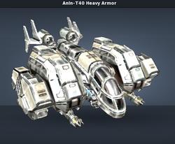 Anln-T40 Heavy Armor