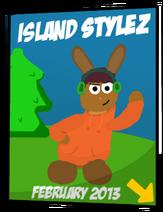 Island Stylez Cover FEB2013