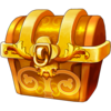 Icon Gold Chest