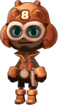 Character Okto