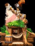 Building Home Pirate HQ 1