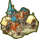 Area Castle White