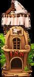 Building Home Pirate Inn