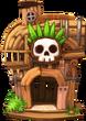 Building Home Pirate HQ 3