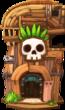 Building Home Pirate HQ 4