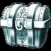 Icon Silver Chest