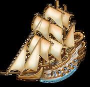 Ship-galleon