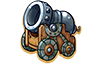 Cannon-mortar-icon