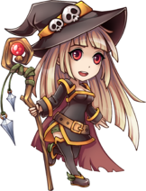 Witch-girl