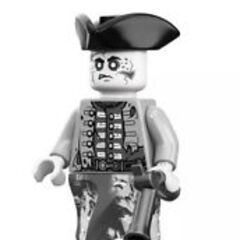 LEGO Santos with a flintlock. (<i>Merch</i>)