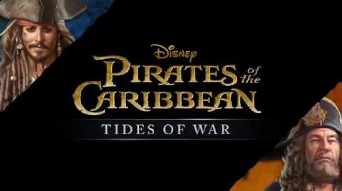 Pirates of the Caribbean Tides of War for Market (30sec)