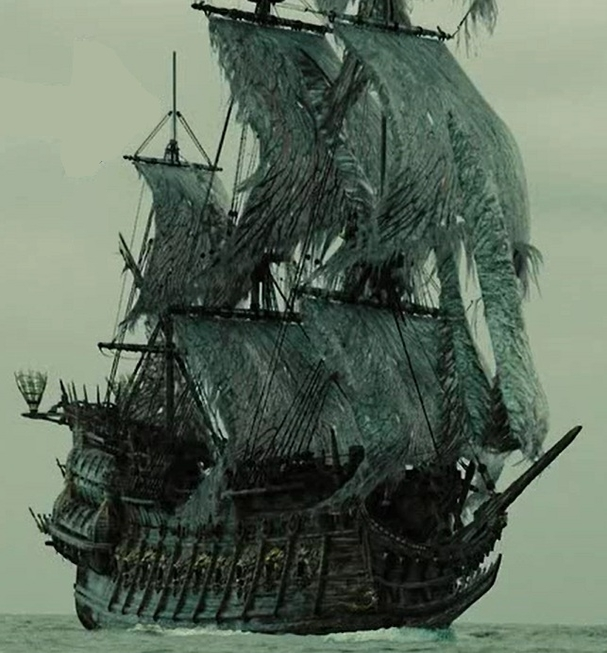 Flying Dutchman | PotC Wiki | FANDOM powered by Wikia