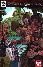 Pirates comic 2