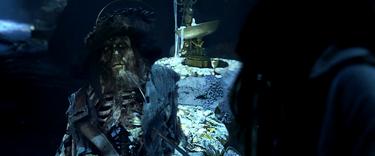 Fight on Isla de Muerta 19