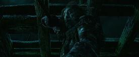Piratas del Caribe La Venganza de Salazar - Creando a Salazar 1451