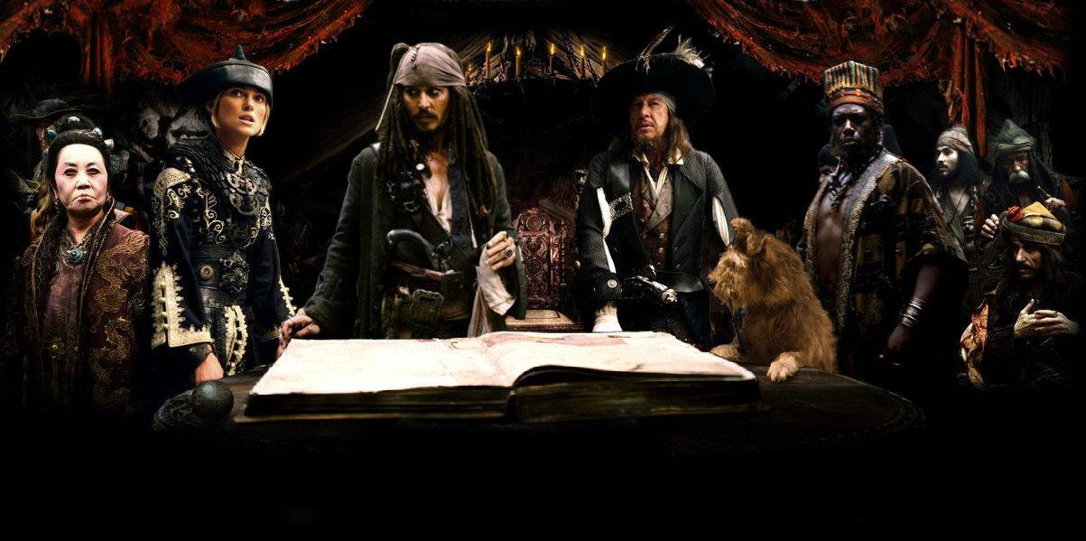 pirates of the caribbean confederation