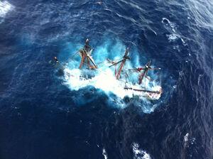 HMS Bounty Sink