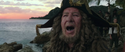 Barbossa laughs