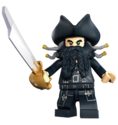 Blackbeard Lego