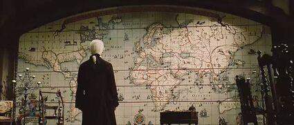 Beckett World Map