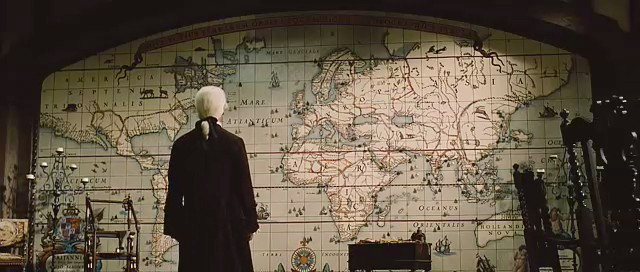 Pirate World Map.Image Beckett World Map Jpg Potc Wiki Fandom Powered By Wikia