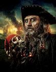 Blackbeard Portrait