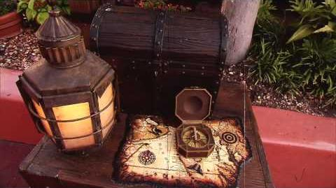 Imagineers Offer a Sneak Peek at A Pirate's Adventure Treasures of the Seven Seas