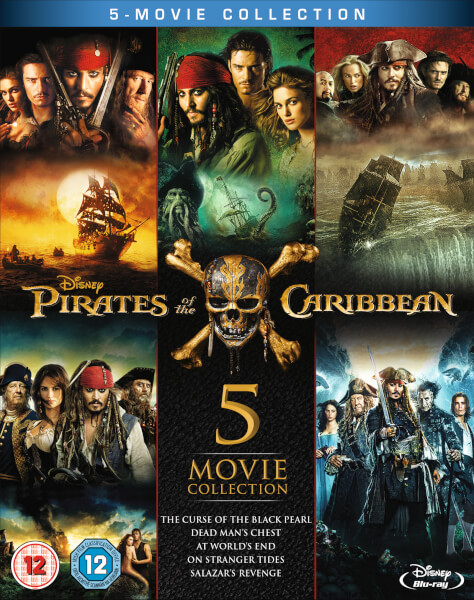 pirates of the caribbean all parts in hindi