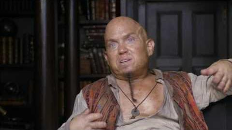 MARTIN KLEBBA Pirates of the Caribbean Dead Men Tell No Tales