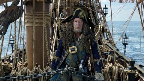 PIRATES OF THE CARIBBEAN Salazar's Revenge – NEW Extended Look Official Disney UK