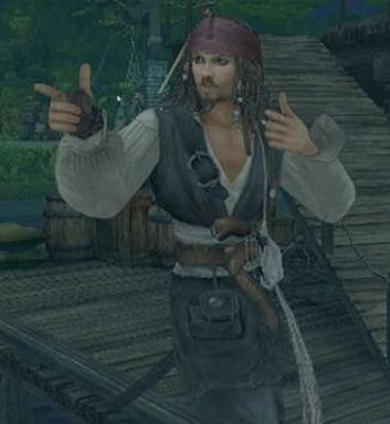 Jack Sparrow KH